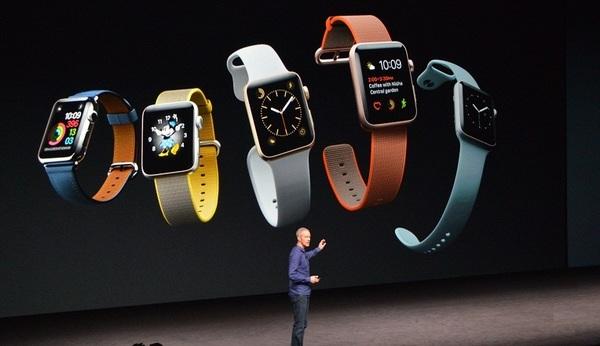 Следующие Apple Watch выйдут осенью 2017 года