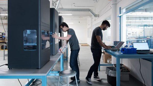 Американский стартап увеличит скорость 3D-печати в 50 раз