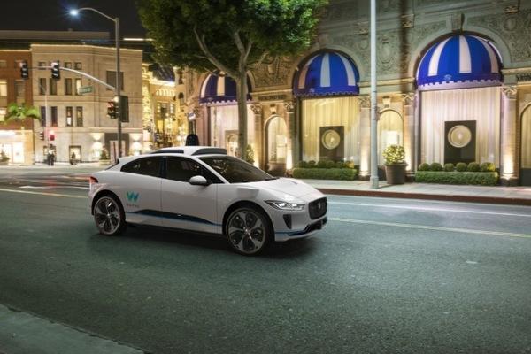 Waymo выпустит серию беспилотных премиальных электромобилей совместно с Jaguar