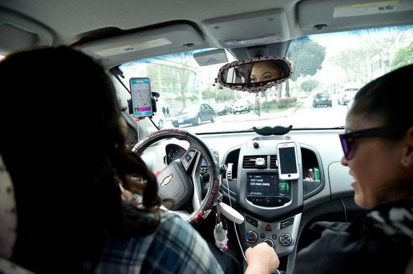 Переговоры о продаже сервиса по вызову водителей Lyft завершились неудачей