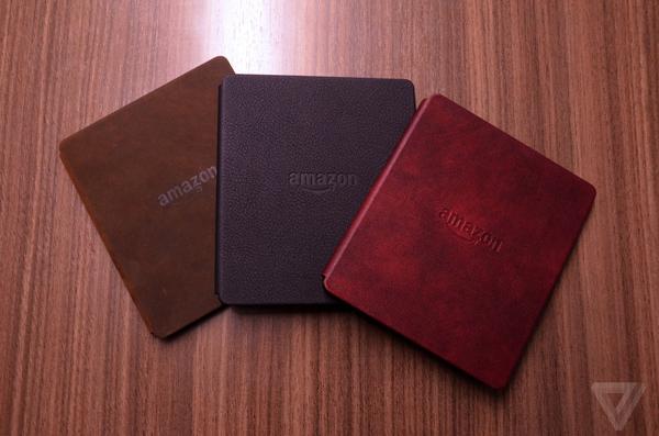 Amazon выпустил новый букридер, который нужно заряжать раз в полтора года