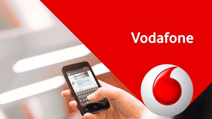 Vodafone запускает услугу удаленного пополнения других абонентов