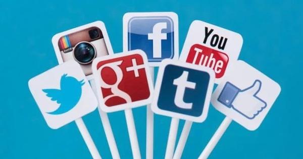 Использование социальных сетей за прошлый год выросло на 21%