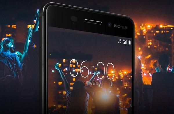 На выставке CES представлен первый после возвращения смартфон Nokia 6