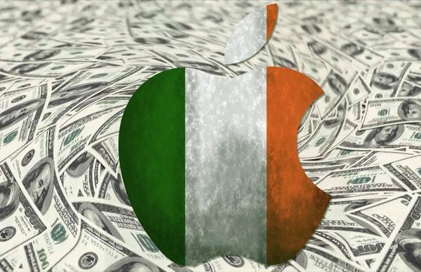 Евросоюз выдвинул налоговые претензии к Apple на €13 миллиардов