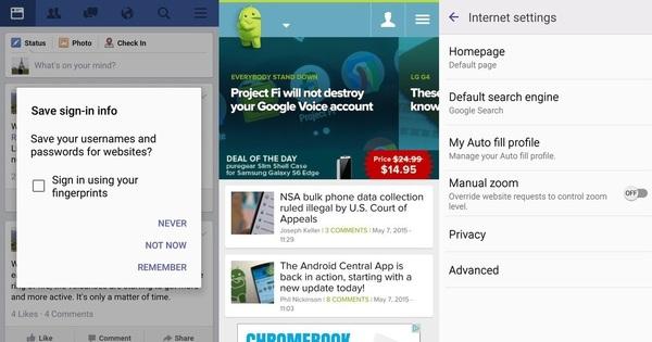 Фирменный браузер Samsung стал доступен для сторонних устройств