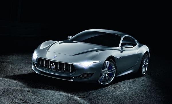 Электромобили Maserati выйдут на рынок в ближайшие пару лет