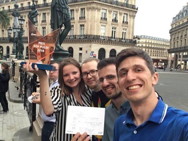 Украинский стартап Ecoisme победил в конкурсе Connected Home и получил 100 тысяч евро