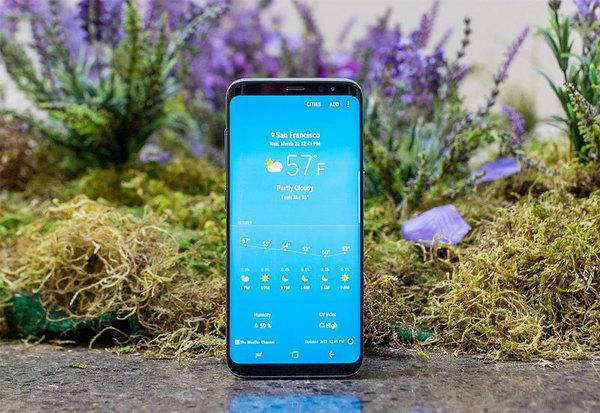 Голосовой ассистент Samsung читает рэп