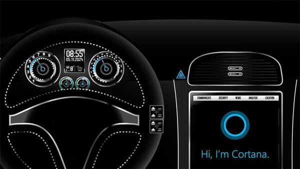 Volvo показал на видео концепт смарт-автомобиля с сервисами Microsoft