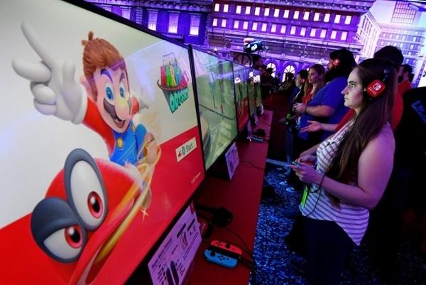 Nintendo достигли 9-летнего максимума благодаря сильным продажам Switch