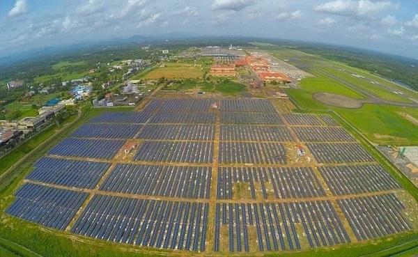 В Запорожской области построят мощную солнечную электростанцию