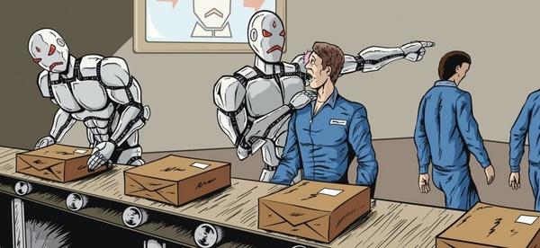 Вследствие автоматизации мужчинам придется осваивать «женские профессии»
