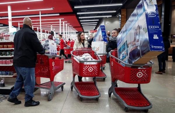 В США в «черную пятницу» установили рекорд по интернет-покупкам