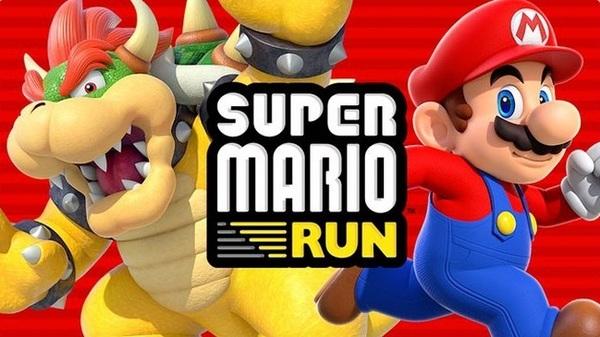 Super Mario Run появится на Android в марте