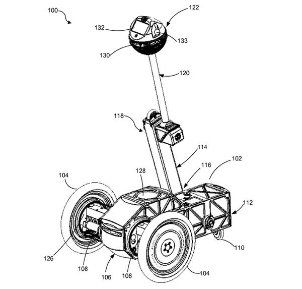 Facebook проектирует робота с системой телеприсутствия