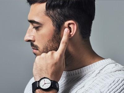 На Kickstarter идет сбор средств на смарт-часы, позволяющие отвечать на звонки при помощи пальца