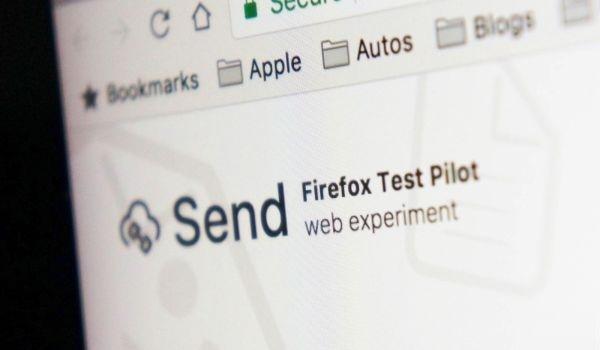 Mozilla запустила файлообменник с самоуничтожающимися файлами