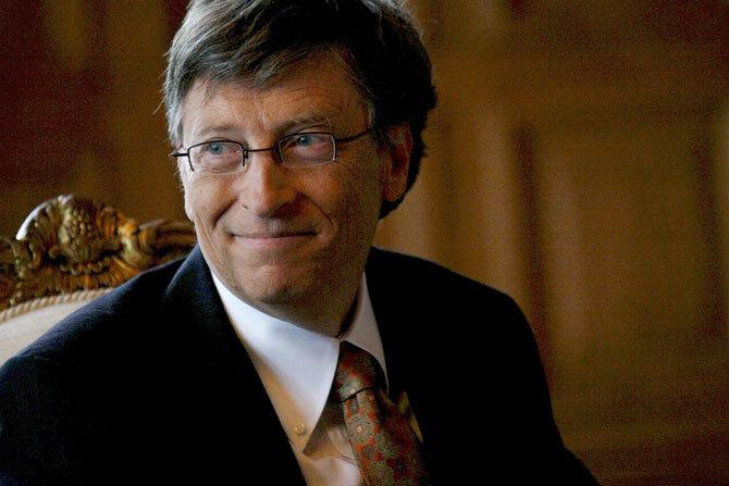 Билл Гейтс уступил звание самого богатого человека в мире