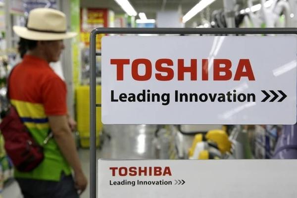 Реструктуризация помогла Toshiba вернутся к прибыли