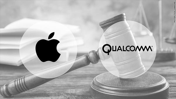 Производитель чипов Qualcomm попросил остановить производство и продажу iPhone в Китае