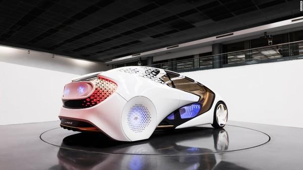 Toyota работает над созданием говорящих и чувствующих автомобилей