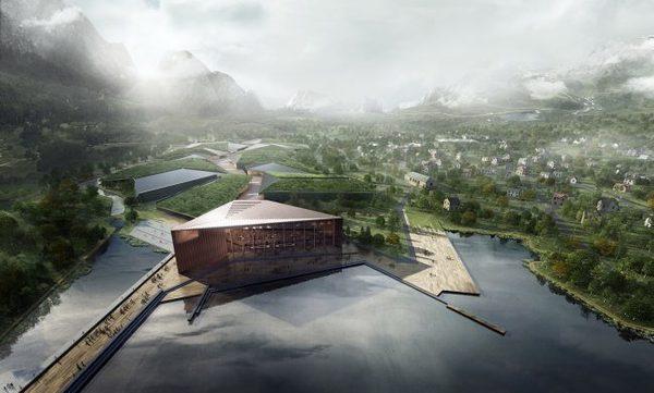 В Норвегии построят самый большой в мире дата-центр за Полярным кругом