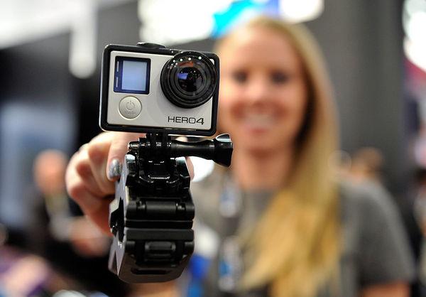 GoPro сокращает сотрудников