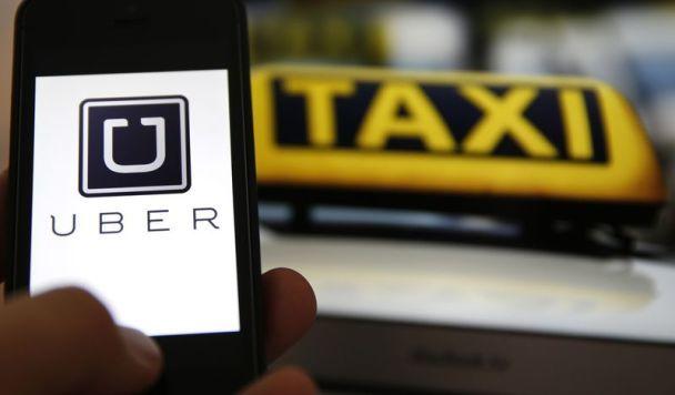 Uber может начать работу в Киеве с премиум-сервиса Uber Black