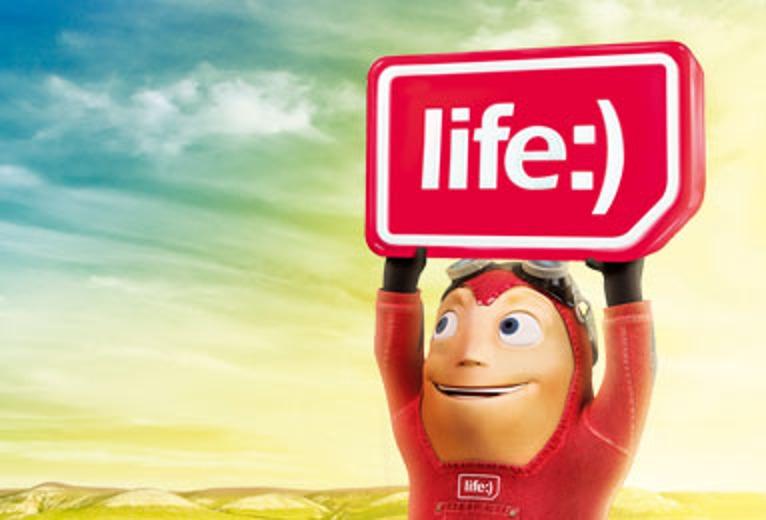 life:) запустил 3G в Белой Церкви и Василькове