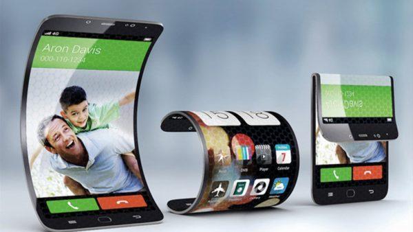 Гнущийся смартфон Samsung Galaxy X выйдет в 2018 году