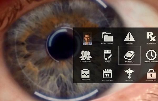 Google купил стартап Eyefluence