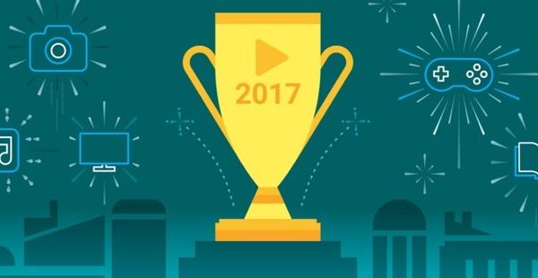 Google Play назвал самые популярные приложения 2017 года