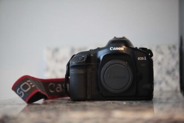 Canon сняла с продажи свою последнюю пленочную фотокамеру