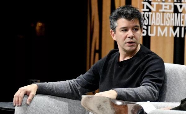 Трэвис Каланик объявил об уходе с поста главы Uber