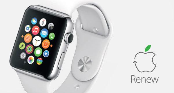 Apple готова бесплатно забрать ваши старые Apple Watch