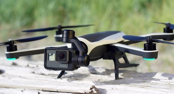 GoPro сократит 20% штата и уйдет с рынка квадрокоптеров
