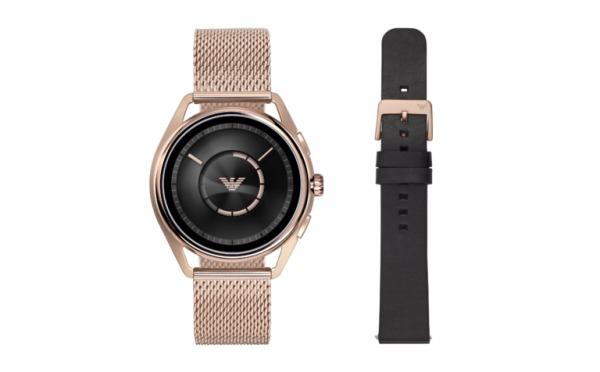 Armani выпустила свои новые смарт-часы