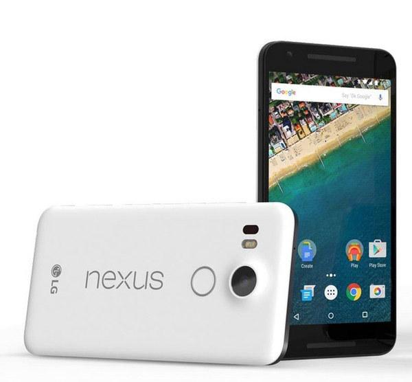 Следующий Nexus оснастят технологией 3D Touch