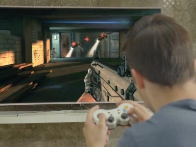 Samsung представил обновленный игровой сервис для телевизоров