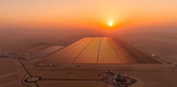 Египет построит крупнейший в мире солнечный хаб