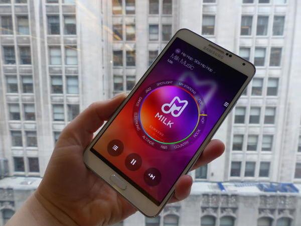 Samsung закрывает свой музыкальный сервис Milk Music