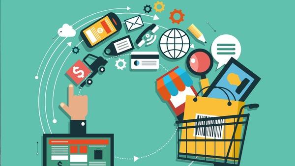 Две трети трансграничных покупок совершается на Amazon, Alibaba и eBay