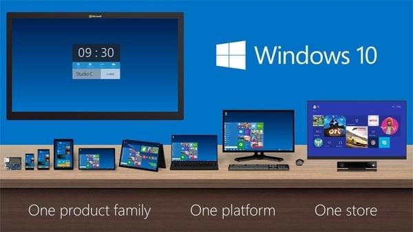 Почти треть компьютеров работает на Windows 10