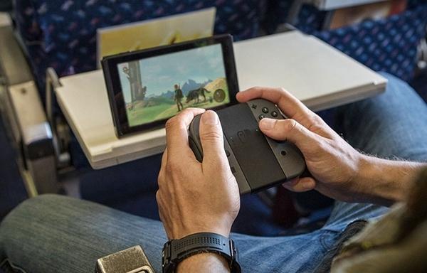 Nintendo Switch стала самой быстропродаваемой консолью в истории США
