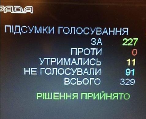 Рада приняла закон, открывающий дорогу единому электронному билету