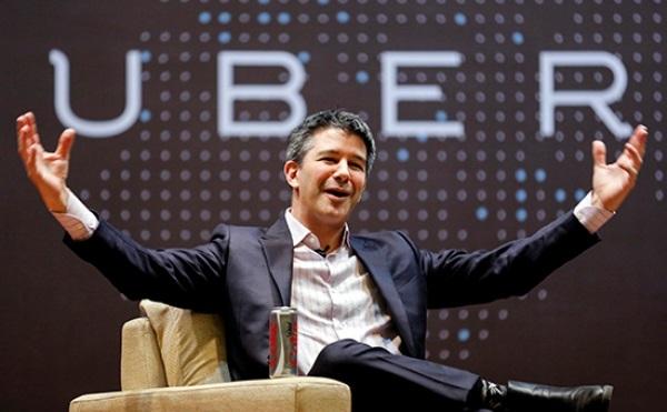 Совет директоров Uber задумался об отстранении Трэвиса Каланика от должности главы компании