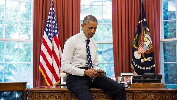 Twitter-аккаунт Барака Обамы установил мировой рекорд