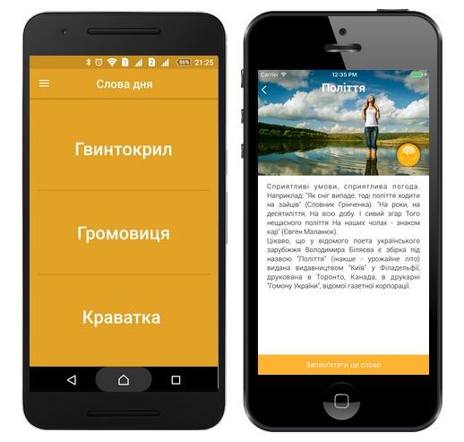 Команда черкасских программистов создала приложение, которое поможет украинцам избавиться от суржика