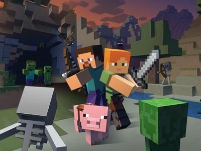 Minecraft готовится к выходу на Oculus Rift